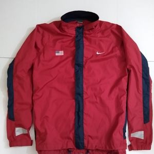 Nike - USA - Full-zip - Track Jacket - Red 2XL